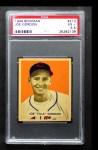 1949 Bowman #210  Joe Gordon  Front Thumbnail