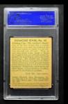 1935 Diamond Stars #22  Jimmy Wilson   Back Thumbnail