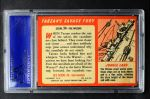 1953 Topps Tarzan Savage Fury #34   The Wazuri Back Thumbnail