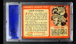 1953 Topps Tarzan Savage Fury #28   The Water Hole Back Thumbnail