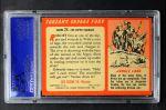 1953 Topps Tarzan Savage Fury #24   The Hippo Charges Back Thumbnail