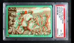 1953 Topps Tarzan Savage Fury #21   Facing a Rhino Front Thumbnail