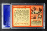 1953 Topps Tarzan Savage Fury #13   In the Water Back Thumbnail