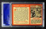 1953 Topps Tarzan Savage Fury #47   A Message for Tarzan Back Thumbnail