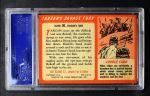 1953 Topps Tarzan Savage Fury #56   Tarzan's Fury Back Thumbnail
