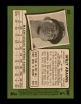 2020 Topps Heritage #289  Willy Adames  Back Thumbnail