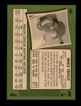 2020 Topps Heritage #466 A Mike Trout  Back Thumbnail