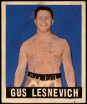 1948 Leaf #60  Gus Lesnevich  Front Thumbnail