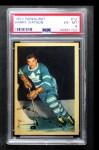 1953 Parkhurst #12  Harry Watson  Front Thumbnail