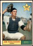 1961 Topps #519  Jim Pagliaroni  Front Thumbnail
