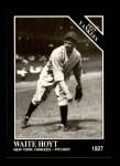 1991 Conlon #115   -  Waite Hoyt 1927 Yankees Front Thumbnail