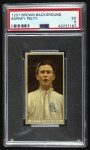 1912 T207 Broad Leaf BL Barney Pelty    Front Thumbnail