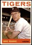 1964 Topps #292  Mike Roarke  Front Thumbnail
