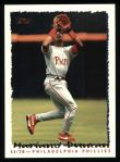 1995 Topps #103  Mariano Duncan  Front Thumbnail