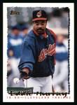 1995 Topps #370  Eddie Murray  Front Thumbnail
