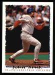 1995 Topps #572  John Kruk  Front Thumbnail