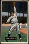 1951 Bowman #26  Phil Rizzuto  Front Thumbnail