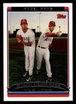 2006 Topps #660   -  Ervin Santana / Francisco Rodriguez Angels Team Stars Front Thumbnail