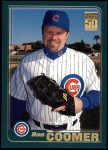 2001 Topps #694  Ron Coomer  Front Thumbnail