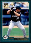 2001 Topps Traded #53 T Bubba Trammell  Front Thumbnail