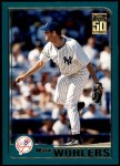 2001 Topps Traded #94 T Mark Wohlers  Front Thumbnail
