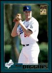 2001 Topps Traded #162 T Ben Diggins  Front Thumbnail