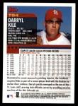 2000 Topps Traded #94 T Darryl Kile  Back Thumbnail
