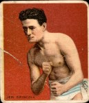 1910 C52 Imperial Tobacco #34  Jem Driscoll  Front Thumbnail