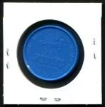1962 Salada Coins #102 LA Charlie Neal    Back Thumbnail