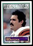 1983 Topps #239  Max Montoya  Front Thumbnail