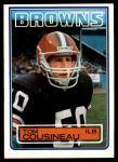 1983 Topps #246  Tom Cousineau  Front Thumbnail