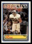 1983 Topps #320  Joe Rose  Front Thumbnail