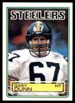 1983 Topps #361  Gary Dunn  Front Thumbnail