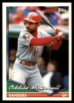 1994 Topps Traded #14 T Oddibe McDowell  Front Thumbnail