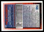 1994 Topps Traded #112 T Paul Konerko  Back Thumbnail