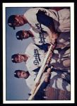 1979 TCMA The 1950's #43   -  Duke Snider / Gil Hodges / Roy Campanella / Carl Furillo Dodger Power Front Thumbnail