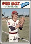 1977 Topps #358  Tom House  Front Thumbnail
