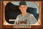 1955 Bowman #92  George Zuverink  Front Thumbnail