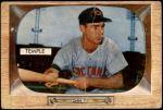 1955 Bowman #31  Johnny Temple  Front Thumbnail