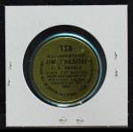 1964 Topps Coins #128   -  Jim Fregosi All-Star Back Thumbnail