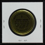 1964 Topps Coins #3  Johnny Orsino  Back Thumbnail