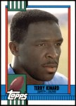 1990 Topps Traded #18 T Terry Kinard  Front Thumbnail