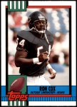 1990 Topps Traded #25 T Ron Cox  Front Thumbnail