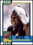 1990 Topps Traded #57 T Eric Floyd  Front Thumbnail
