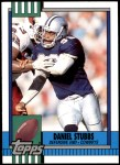 1990 Topps Traded #92 T Daniel Stubbs  Front Thumbnail