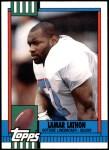 1990 Topps Traded #107 T Lamar Lathon  Front Thumbnail