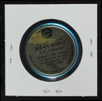 1965 Old London Coins  Mickey Mantle  Back Thumbnail