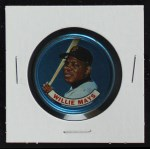 1965 Old London Coins  Willie Mays  Front Thumbnail