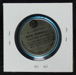 1965 Old London Coins  Dick Farrell  Back Thumbnail