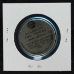 1965 Old London Coins  Joe Torre  Back Thumbnail